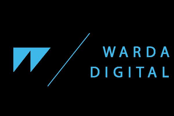Logo of ´Warda Digitial´ company